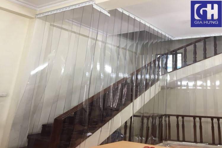 Lý do tại sao rèm nhựa PVC được ưa chuộng