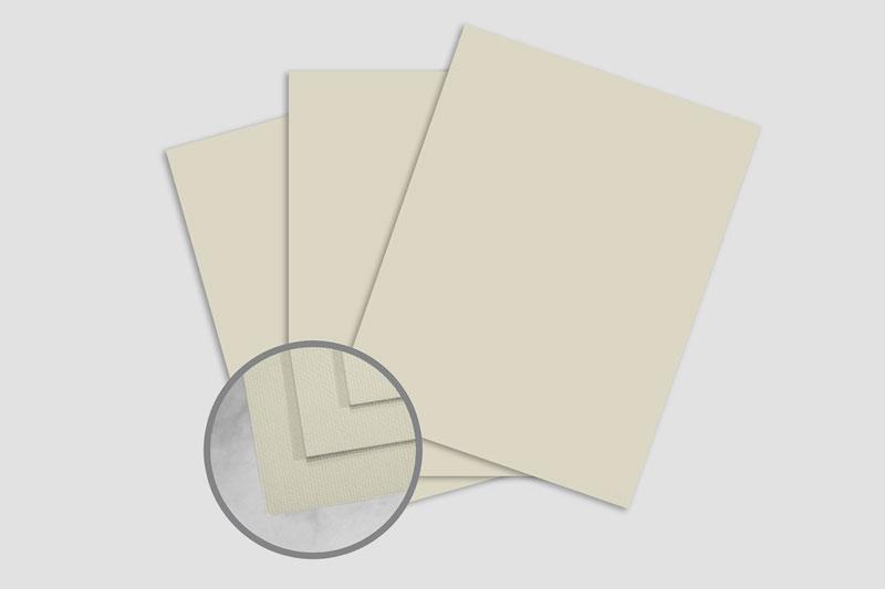 Giấy ngà - giấy tráng là gì
