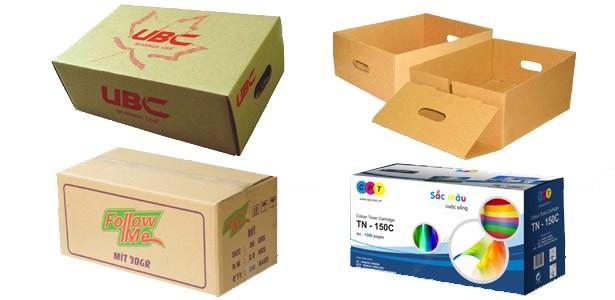 Sản phẩm cần được in ấn bắt mắt, đáp ứng nhu cầu của khách hàng