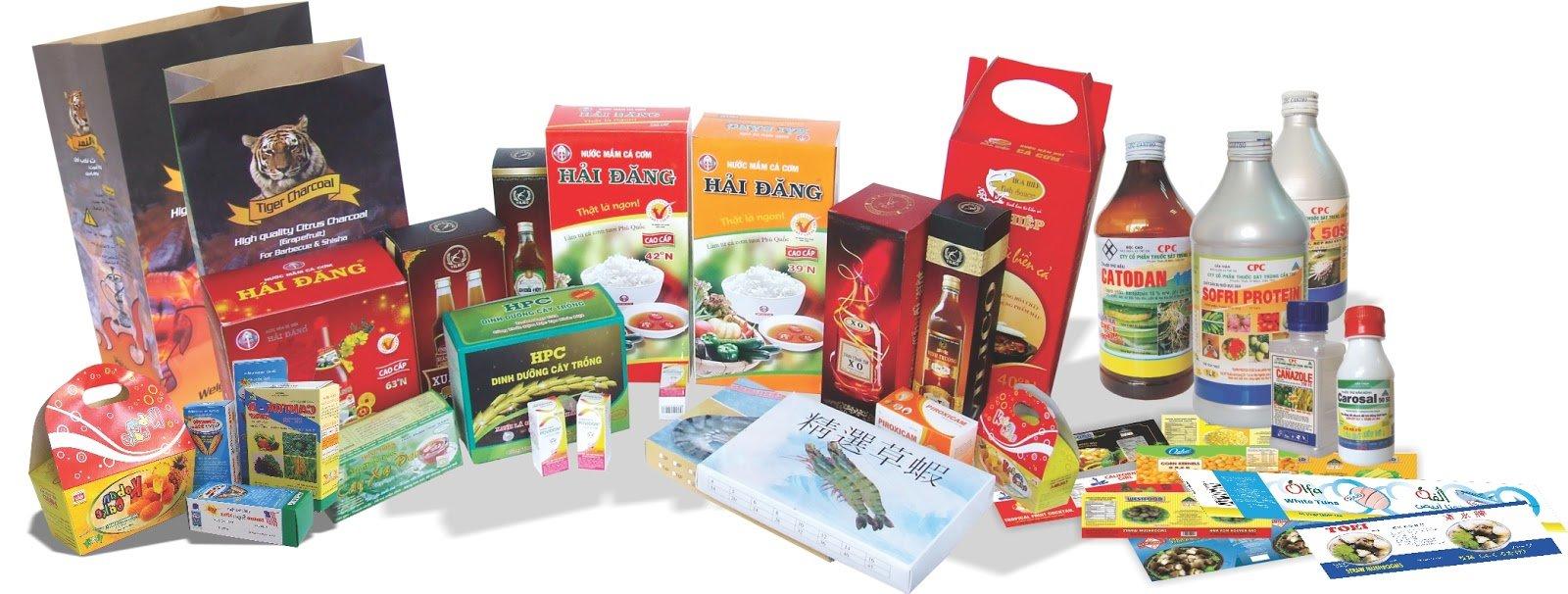 Các doanh nghiệp cần nâng cao chất lượng in ấn và đóng gói sản phẩm