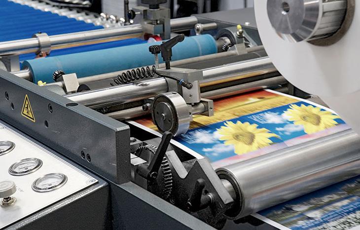 In offset - một công nghệ in bao bì hiện đại rất được ưa chuộng