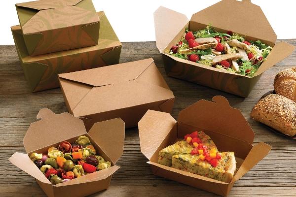 Bao bì giấy đựng thực phẩm an toàn cho sức khỏe