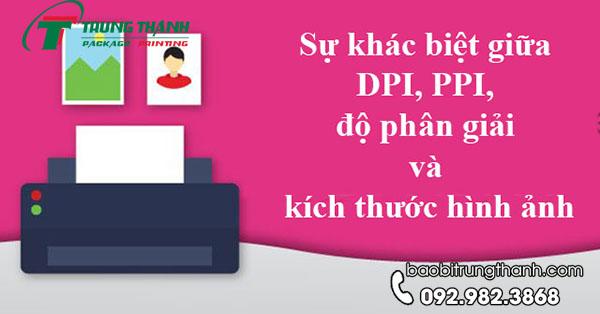DPI tương tự như PPI