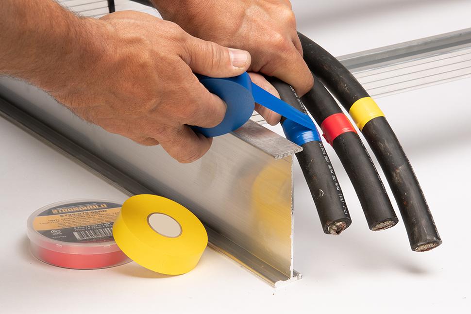 Băng Keo Điện việt nhật - Băng Dính Điện chuyên dụng dành cho ngành Điện, Chống cháy, cách điện siêu tốt.