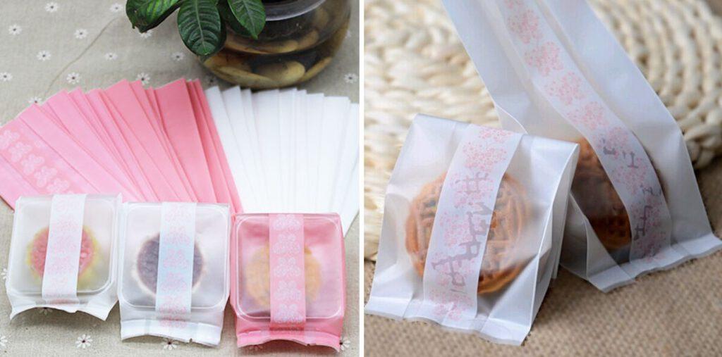 In túi ni lông giá rẻ đựng bánh trung thu và các loại bánh kẹo khác