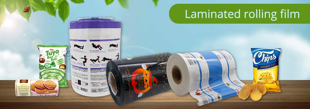 Chuyên in ấn và phân phối bao bì màng ghép chất lượng