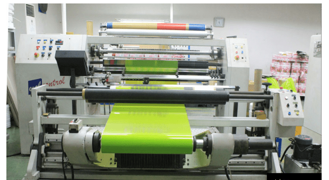 Quy trình sản xuất túi vải không dệt