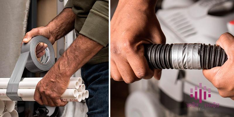 Băng keo vải dùng để sửa chữa: