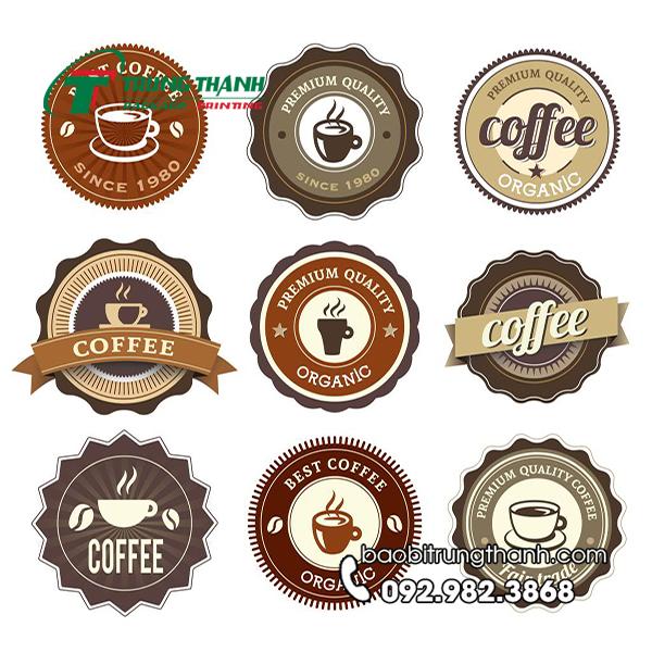 logo quán cà phê