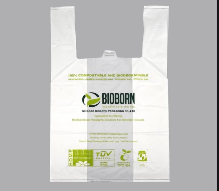 Chuyên sản xuất và phân phối các loại bao bì tự hủy giá rẻ