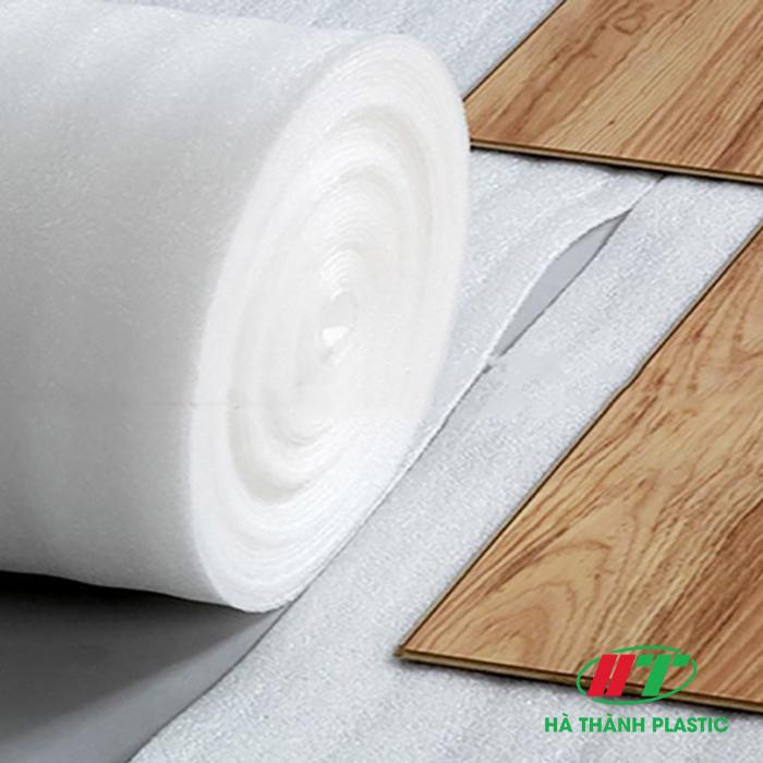 Xốp dán sàn gỗ là gì?