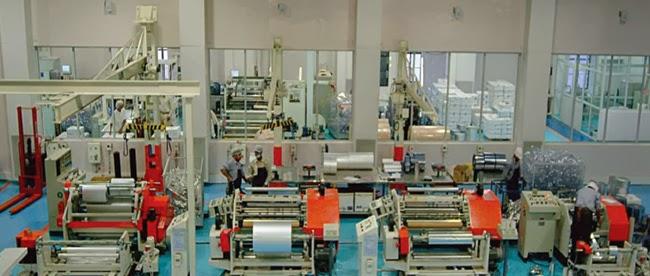Chuyên sản xuất và in ấn bao bì nhựa