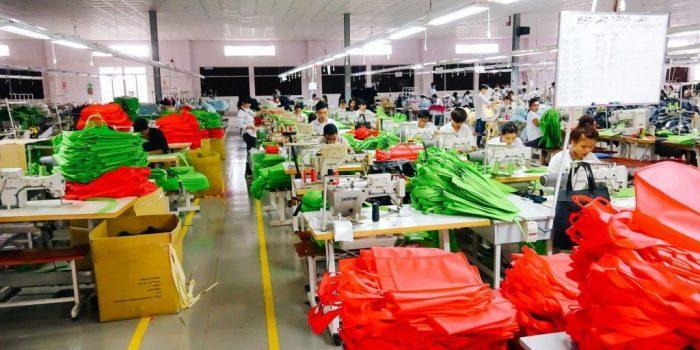 Chuyên in túi vải bố cao cấp tại Tp.HCM